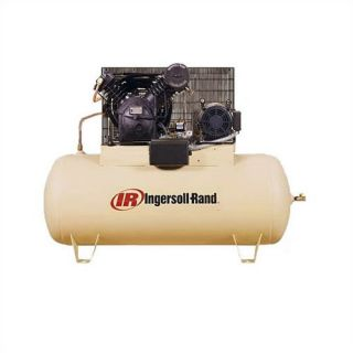 Electric Driven Two Stage Air Compressor   175 PSI, 35 CFM, 10 HP