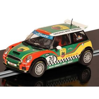 Scalextric BMW Mini Cooper S Car