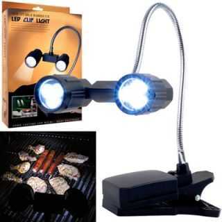 Chef Buddy Adjustable LED Barbeque Grill Light   72 3101