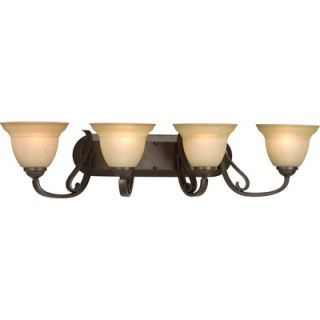 Progress Lighting Torino Vanity Light in Forged Bronze   P2884 77