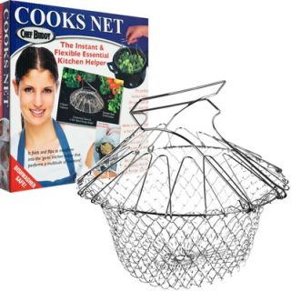 Chef Buddy Steam and Fry Basket   82 3252