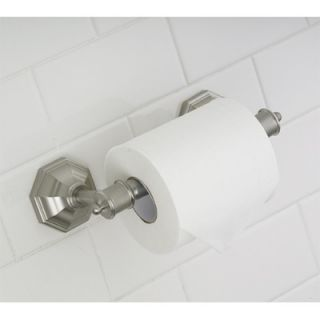 Norwell Lighting Kathryn Toilet Paper Holder   3451 BN TRP / 3451 CH