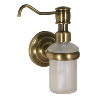 Allied Brass Universal Wall Mounted Soap Dispenser