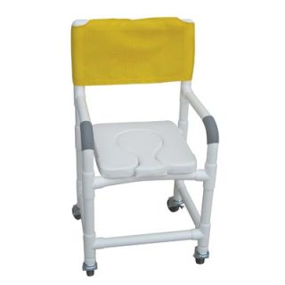Wide Deluxe Shower Chair and Optional Accessories   122 3 KIT