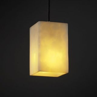 Justice Design Group Clouds 1 Light Pendant   CLD 8816