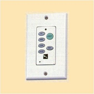 Sea Gull Lighting Ceiling Fan Wall Control in White