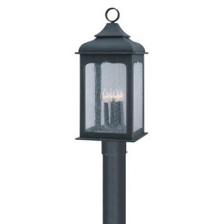Troy Lighting Henry Street Post Lantern in Colonial Iron
