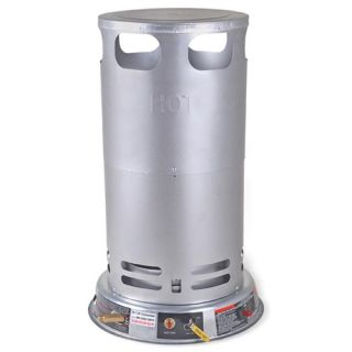Gas Fired 200,000 BTU Convection Portable Space Heater