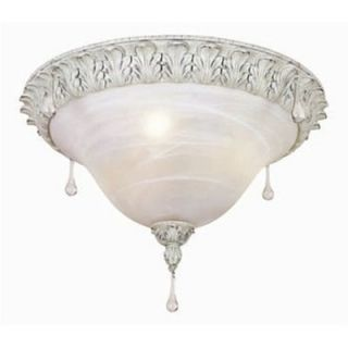 World Imports Lighting Alyssa 3 Light Flush Mount