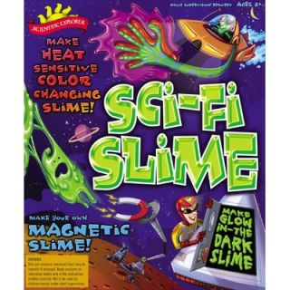 POOF Slinky Scientific Explorer Sci Fi Slime