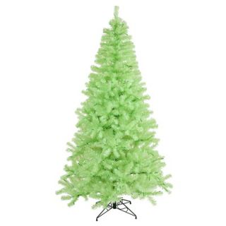 Vickerman 6 Chartreuse Artificial Christmas Tree in Green