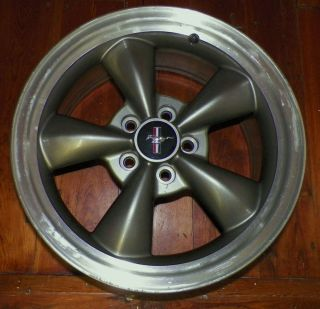 FORD MUSTANG 17 X 8J 3R33 1007 BA CAST ALUMINUM ALLOY WHEEL RIM