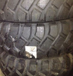 Goodyear At2a New Slightly Used Military Truck Monster Truck 47 Tire