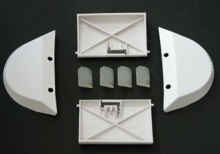hayward navigator pool vac wing flap shoe kit parts aftermarket