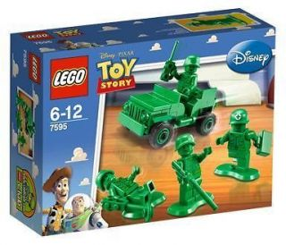 Newly listed Lego NEW 7595 Toy Story Army Men on Patrol Retired Set