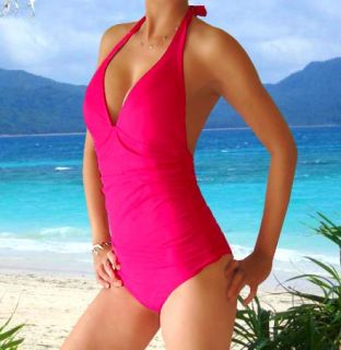Victorias Secret Pink One Piece Swimsuit Bathing Suit Swimwear