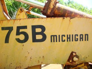Michigan Loaders Clark Loaders used for sale  Michigan wheel loaders
