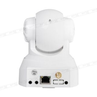 Wireless Indoor IR WiFi Webcam IP Security Camera Motion Detection