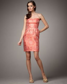 kate spade faye brocade dress