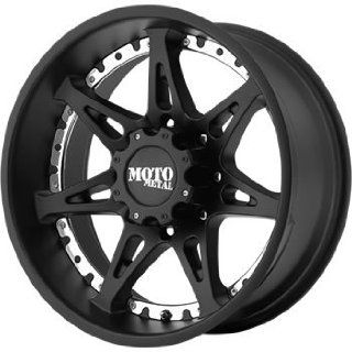 Moto Metal MO961 20x10 Black Wheel / Rim 6x135 with a  24mm Offset and