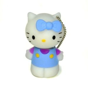 4GB Hello Kitty 2 0 USB Flash Drive Storage Stick Thumb Computer