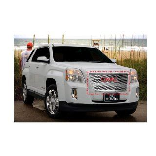 GMC TERRAIN 2010 2012 Z STYLE CHROME UPPER GRILLE GRILL