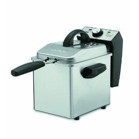 New Waring Pro DF55 Professional Mini Deep Fryer