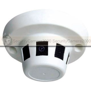 520TVL Sony CCD Hidden Camera Smoke Detector Security