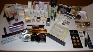 62 High End Makeup Lot Bobbi Brown YSL Urban Decay Clinique Hourglass
