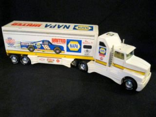 Napa NASCAR Race Series Ron Hornaday Jr 16 Nylint Toy Truck Carrier 18