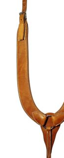 Harness Leather Pulling Collar or Martingale New Horse Tack