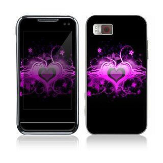 Glowing Love Heart Decorative Skin Cover Decal Sticker for