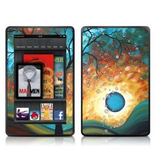 Aqua Burn Design Protective Decal Skin Sticker   Matte