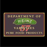 Heinz 57 Varieties Pickle Sign New Fridge Magnet