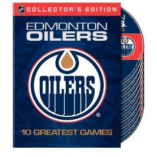 NHL Edmonton Oilers   10 Greatest Games Various Sports