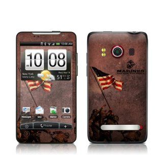 Honor Design Protector Skin Decal Sticker for HTC EVO 4G