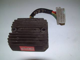 82 Honda Goldwing GL1100 Voltage Regulator Rectifier