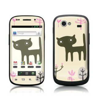 Black Cat Design Protective Skin Decal Sticker for Samsung