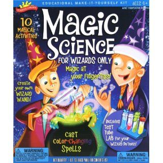 POOF Slinky 0SA247 Scientific Explorer Magic Science for
