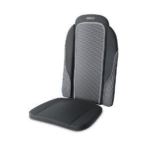 Homedics Shiatsu Massage Seat Cushion w Heat MCS 300H