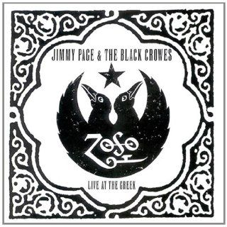 Live at the Greek Jimmy Page & the Black Crowes Music