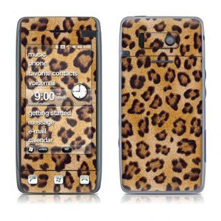 Leopard Spots Design Protector Skin Decal Sticker for LG