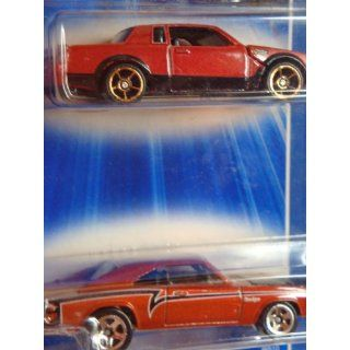 Hot Wheels Buick Grand National FTE   69 Dodge Charger