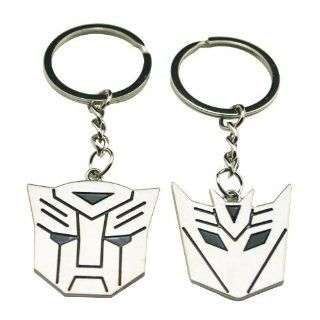 Chuzhao Wu Metal Nickel Key Ring Key Chain Transformers
