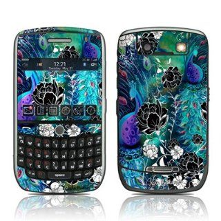 Peacock Garden Design Protective Decal Skin Sticker for