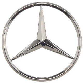 OES Genuine Mercedes Benz Star Trunk Emblem    Automotive