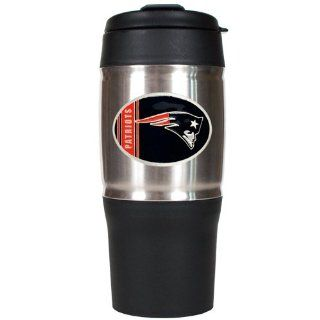BSS   New England Patriots NFL 18oz Travel Mug Everything