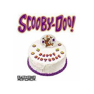 Wilton Scooby Doo Edible Cake Decorations Kitchen