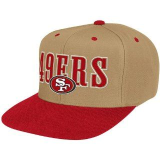 Reebok San Francisco 49ers Snap Back Hat Adjustable