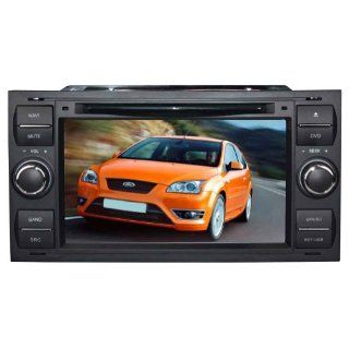 For Ford Focus (year 2005 2006 2007) 7 inch Indash CAR DVD